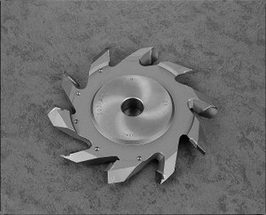 V溝カッター (V-shaped)のボタン