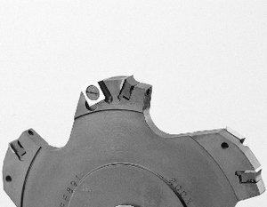 替刃式溝突きカッター (Grooving Cutter)のボタン
