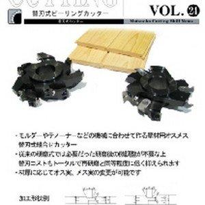 Vol.24 替刃式ピーリングカッターのボタン