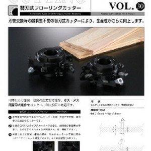 Vol.30 替刃式フローリングカッターのボタン