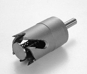 円筒カッター(Cylindrical Cutter)のボタン