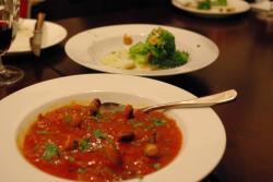 蛸のトマト煮
